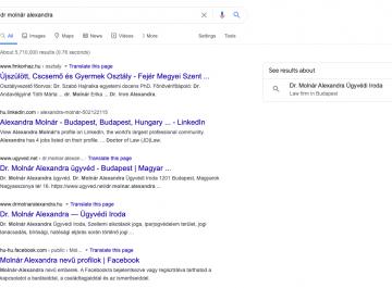 Google tanítás