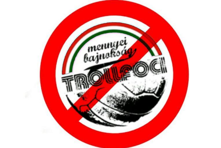 Törölték a TRollFocit a Facebookról?